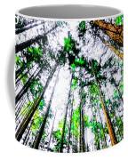 Tall Trees To The Sky Coffee Mug