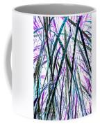 Tall Wet Grass Coffee Mug