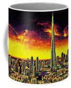Tallest Building In The World Coffee Mug