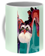 Talons Down Coffee Mug