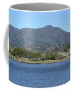 Tamalpais View From Bayfront Park Coffee Mug