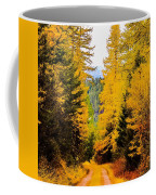 Tamarack Trail Coffee Mug