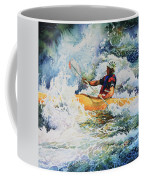 Taming Of The Chute Coffee Mug