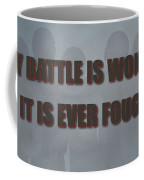 Tampa Bay Buccaneers Battle Coffee Mug