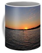 Tampa Bay Sunset Coffee Mug