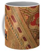 Tampa Theatre Ornate Ceiling Coffee Mug
