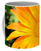 Tangerine Side Bloom Coffee Mug