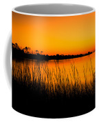 Tangerine Sunset Coffee Mug