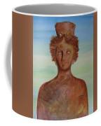 Tanit Mythical Godess Of Ibiza  Coffee Mug