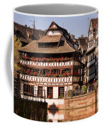 Tanners House Strasbourg Coffee Mug by Louise Heusinkveld