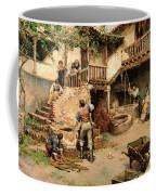 Tanners Workshop Coffee Mug