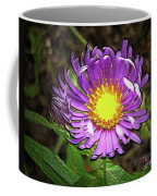 Tansyleaf Aster Coffee Mug