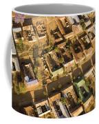 Tanzanian Courtyard Homes Are Clustered Coffee Mug