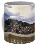 Taormina Balcony View 2 Coffee Mug