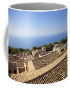 Taormina Rooftops Coffee Mug