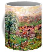 Taos By The River Coffee Mug