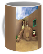 Taos Oven Coffee Mug by Jerry McElroy