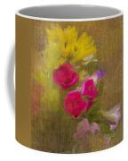 Tapestry Bouquet Coffee Mug