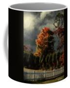 Tapestry Of Clouds Coffee Mug