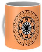 Tapiz Black And White Coffee Mug