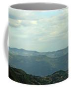 Tara Mountain West Serbia Landscape  Coffee Mug
