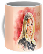Tara Summers In Boston Legal Coffee Mug