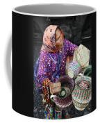 Tarahumara Basket Vendor Coffee Mug
