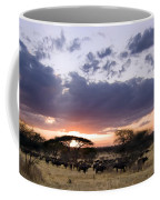 Tarangire Sunset Coffee Mug