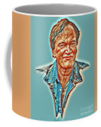 Tarantino Portrait Coffee Mug