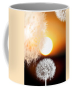 Taraxacum Sunset Coffee Mug