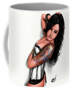 Tasha Coffee Mug