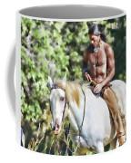 Tashunka Coffee Mug