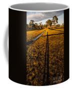 Tasmanian Sunset Explorer Coffee Mug