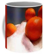 Tasting Citrus Coffee Mug