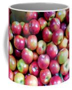 Tasty Fresh Apples 1 Coffee Mug