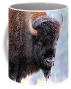 Tatanka Portrait Coffee Mug