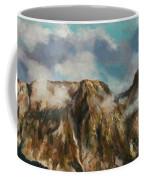 Tatry Mountains- Giewont Coffee Mug