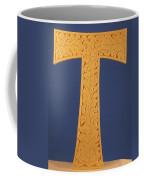 Tau Cross Coffee Mug