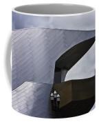 Taubman Ledge Sculpture Roanoke Virginia Coffee Mug