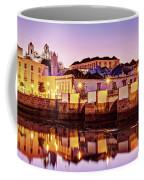 Tavira Reflections - Portugal Coffee Mug by Barry O Carroll