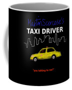 Taxi Driver Movie Poster Coffee Mug