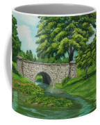 Taylor Lake Stone Bridge Coffee Mug