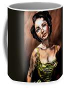 Taylor Made Elizabeth Taylor Coffee Mug