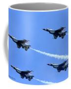 T'birds In Diamond Formation Coffee Mug
