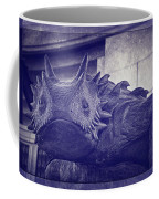Tcu Horned Frog Purple Coffee Mug