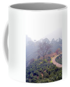 Tea Field Coffee Mug