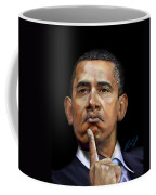 Tea Party-let Em Eat Cake-1 Coffee Mug by Reggie Duffie