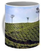 Tea Planation In Kerala - India Coffee Mug