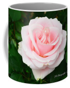Tea Rose In Pink Coffee Mug