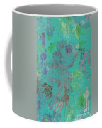 Teal Spring Coffee Mug